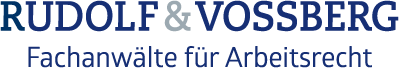 Rudolf & Vossberg, specialist lawyers for labor and employment law in Mainz